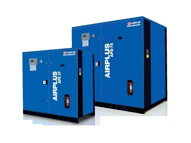 LG Airplus Screw Compressor
