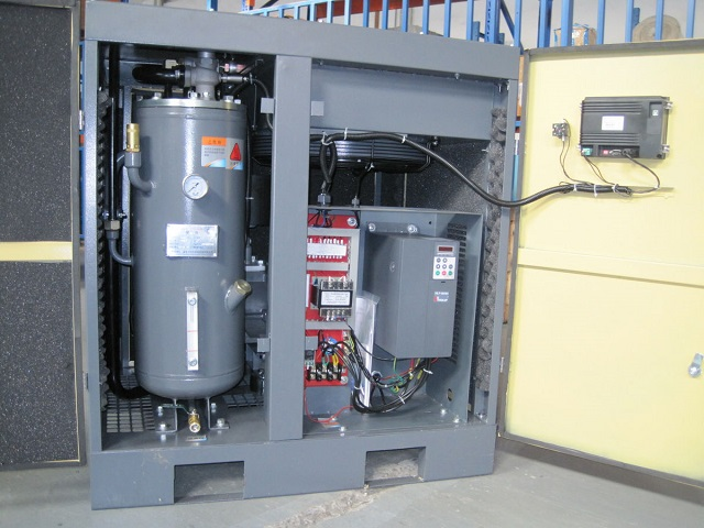 Rental Screw Compressor
