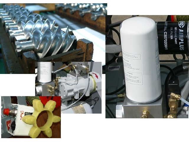 Genuine & Replacement Parts for Screw Compressor