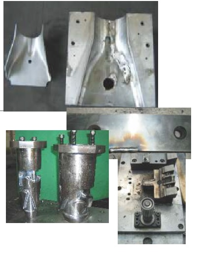 Tool Steel & Die Repair