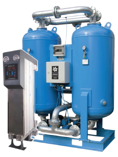 ION Desiccant Air Dryer - SLAD-WXF Series