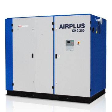 LG  Airplus Screw Compressor - GHG Series