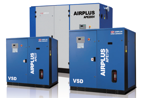 LG  Airplus Screw Compressor - APE Series