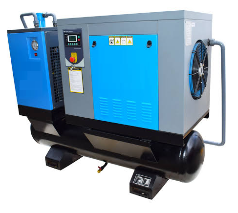 All In One Screw Air Compressor - AIO Series